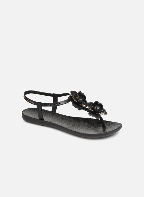 Sandalias Ipanema Floral Sandal Negro vista de detalle / par