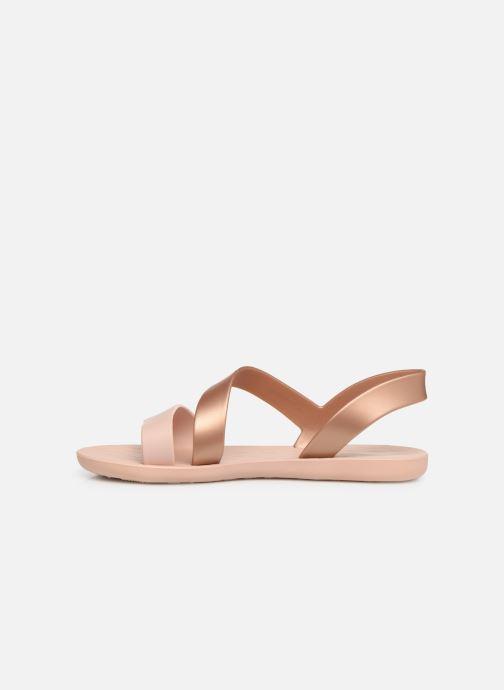 Sandalen Ipanema Vibe Sandal rosa ansicht von vorne