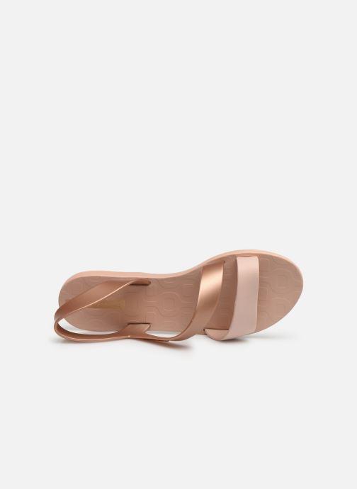 Sandalen Ipanema Vibe Sandal rosa ansicht von links