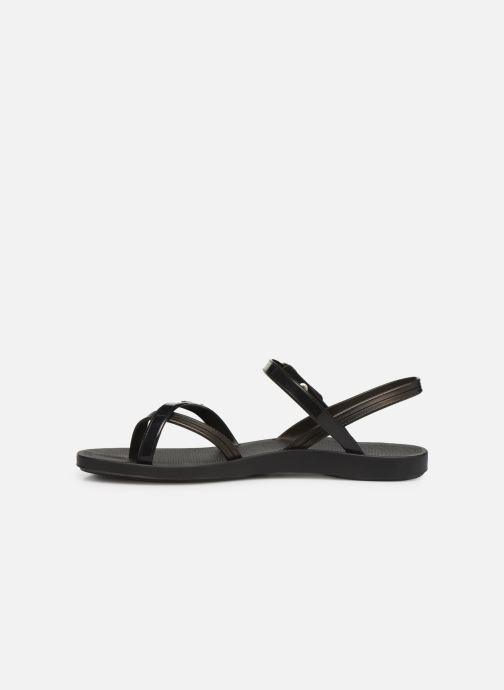 Sandalen Ipanema Fashion Sandal VII schwarz ansicht von vorne