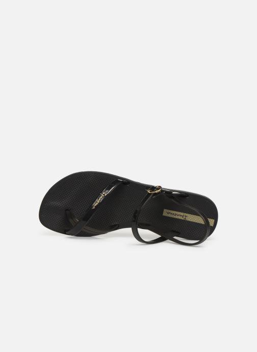 Sandalen Ipanema Fashion Sandal VII schwarz ansicht von links