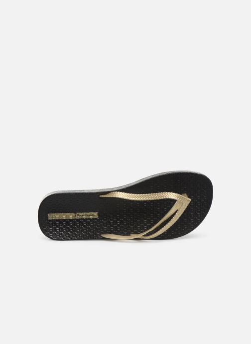 Slippers Ipanema Bossa Soft III Zwart links