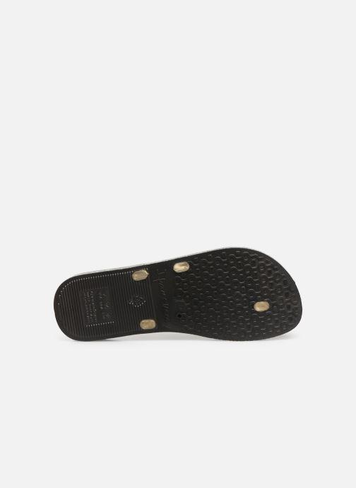 Slippers Ipanema Bossa Soft III Zwart boven