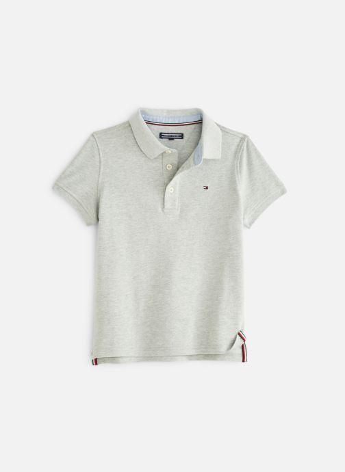 Vêtements Tommy Hilfiger KB0KB03975 Gris vue détail/paire