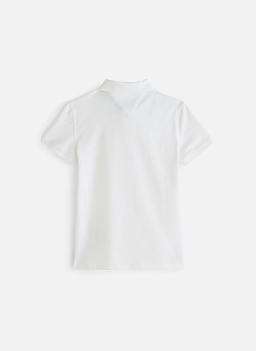 Vêtements Tommy Hilfiger KB0KB03975 Blanc vue bas / vue portée sac