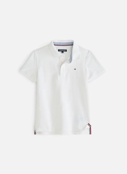Vêtements Tommy Hilfiger KB0KB03975 Blanc vue détail/paire