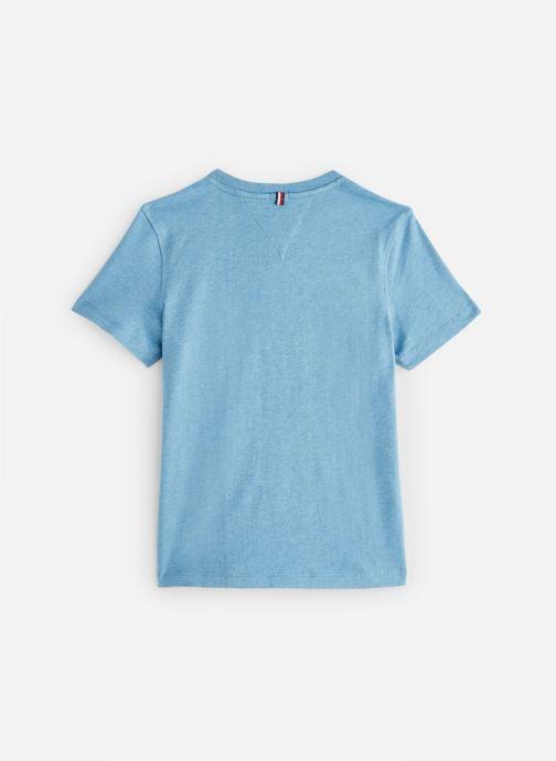 Vêtements Tommy Hilfiger KB0KB04140 Bleu vue bas / vue portée sac