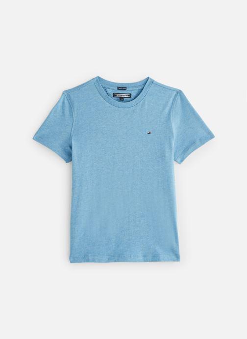 Vêtements Tommy Hilfiger KB0KB04140 Bleu vue détail/paire