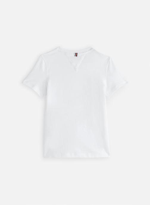 Vêtements Tommy Hilfiger KB0KB04140 Blanc vue bas / vue portée sac