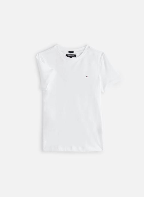 Vêtements Tommy Hilfiger KB0KB04140 Blanc vue détail/paire