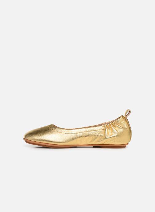 bronze 363928 gold Allegro Ballerinas Fitflop qwp6xES