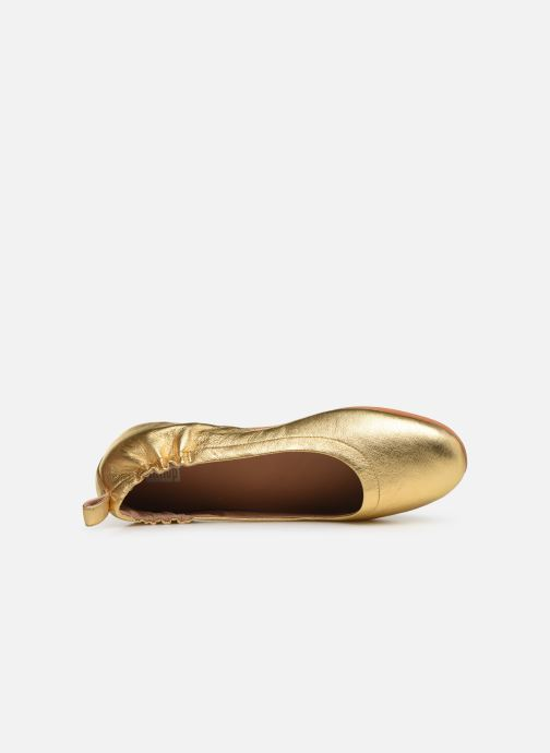 gold Ballerinas bronze Fitflop 363928 Allegro tq4W5