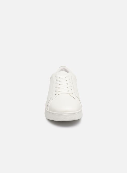 Baskets FitFlop Rally Sneaker Blanc vue portées chaussures