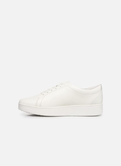Baskets FitFlop Rally Sneaker Blanc vue face