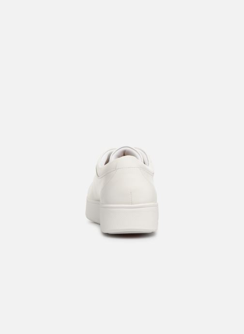 Baskets FitFlop Rally Sneaker Blanc vue droite