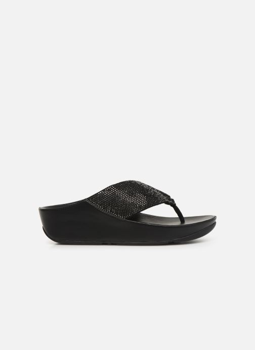 Mules & clogs FitFlop Twiss Crystal Black back view