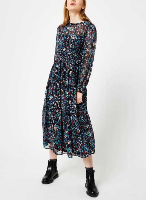Vêtements Suncoo ROBE CECILE Vert vue bas / vue portée sac