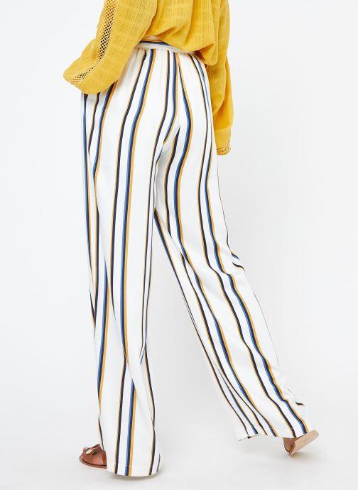 Kleding Suncoo PANTALON JIMINI Wit model