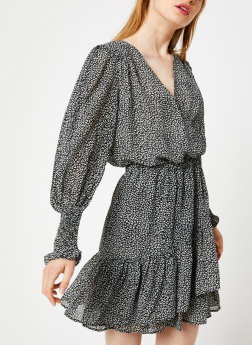 Vêtements Suncoo ROBE CARMEN Noir vue détail/paire