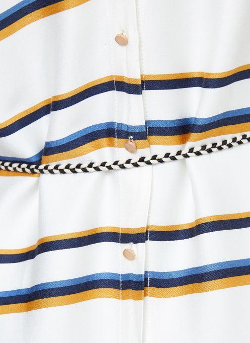 Vêtements Suncoo ROBE CLARCK Blanc vue face