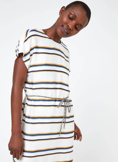 Vêtements Suncoo ROBE CLARCK Blanc vue détail/paire