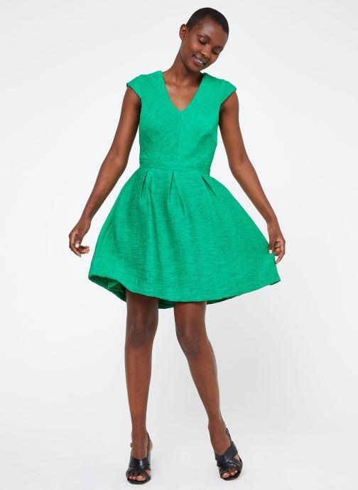 Vêtements Suncoo ROBE CLINT Vert vue bas / vue portée sac