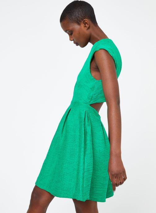 Vêtements Suncoo ROBE CLINT Vert vue droite