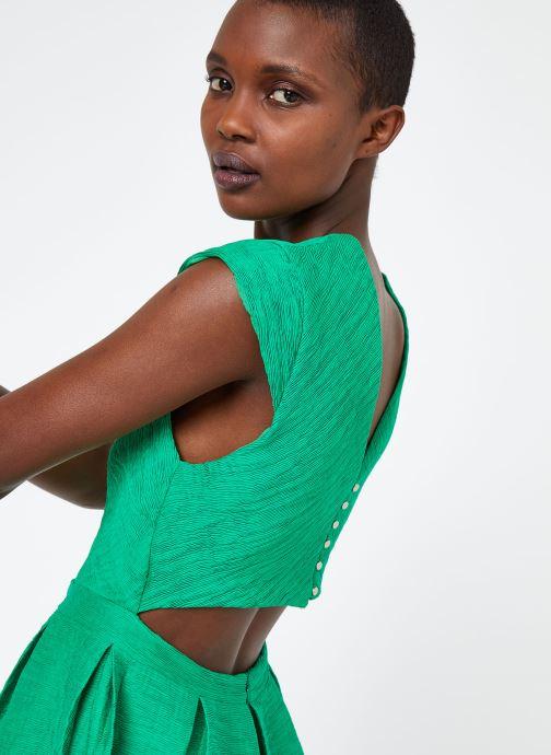 Vêtements Suncoo ROBE CLINT Vert vue détail/paire