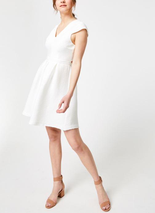 Vêtements Suncoo ROBE CLINT Blanc vue bas / vue portée sac