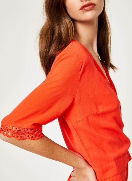 Vêtements Suncoo COMBI-PANTALON TARA Rouge vue face