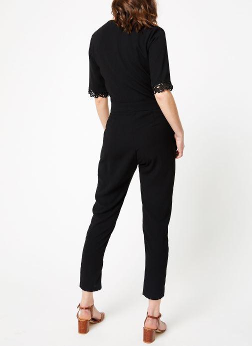 Vêtements Suncoo COMBI-PANTALON TARA Noir vue portées chaussures
