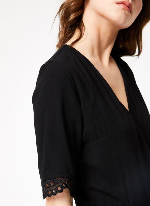 Vêtements Suncoo COMBI-PANTALON TARA Noir vue face