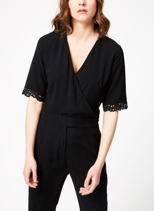 Vêtements Suncoo COMBI-PANTALON TARA Noir vue droite