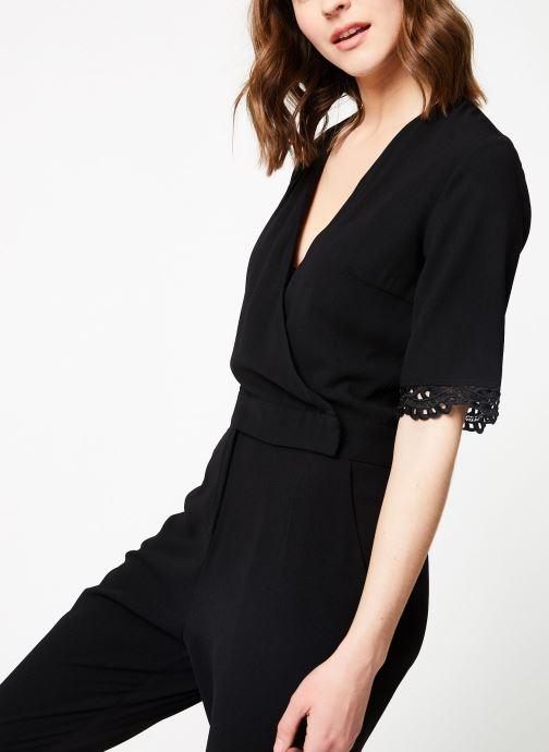 Vêtements Suncoo COMBI-PANTALON TARA Noir vue détail/paire