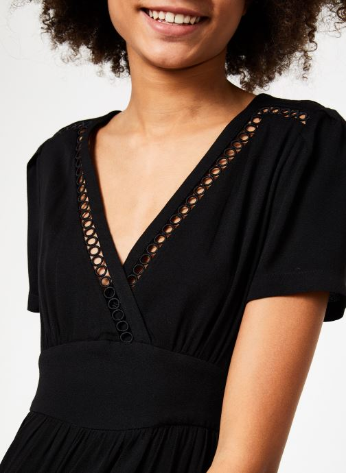 Vêtements Suncoo ROBE CHRISTY Noir vue face