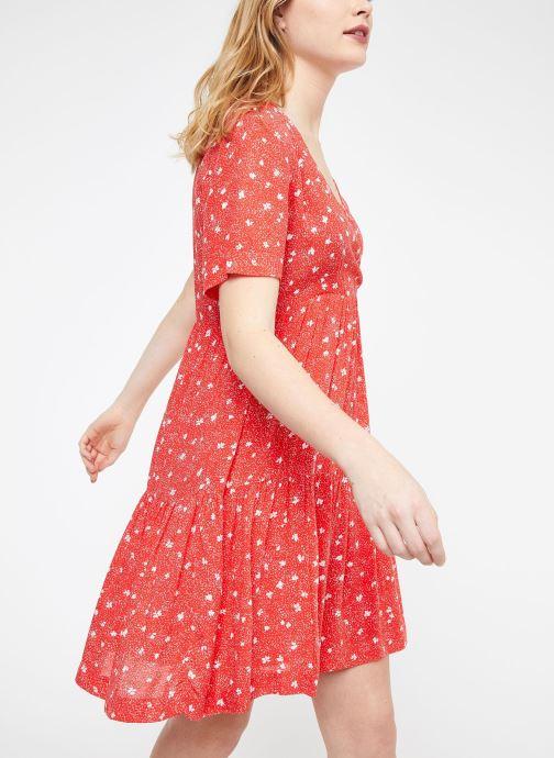 Vêtements Suncoo ROBE CASTELLA Rouge vue droite