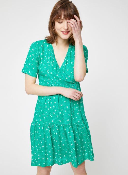 Vêtements Suncoo ROBE CASTELLA Vert vue détail/paire
