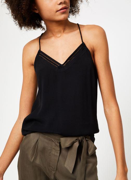 Vêtements Suncoo TOP LASCO Noir vue détail/paire