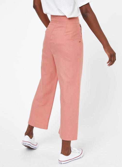 Vêtements Suncoo PANTALON JANKA Rose vue portées chaussures