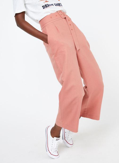 Vêtements Suncoo PANTALON JANKA Rose vue détail/paire