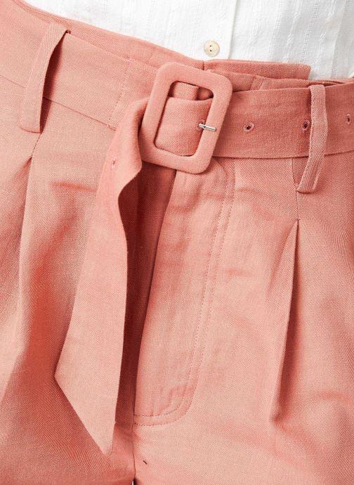 Kleding Suncoo SHORT BIZBEE Roze voorkant