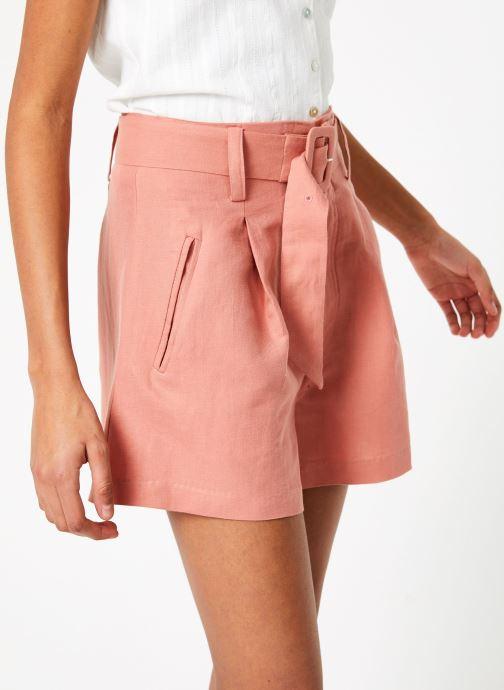 Vêtements Suncoo SHORT BIZBEE Rose vue détail/paire