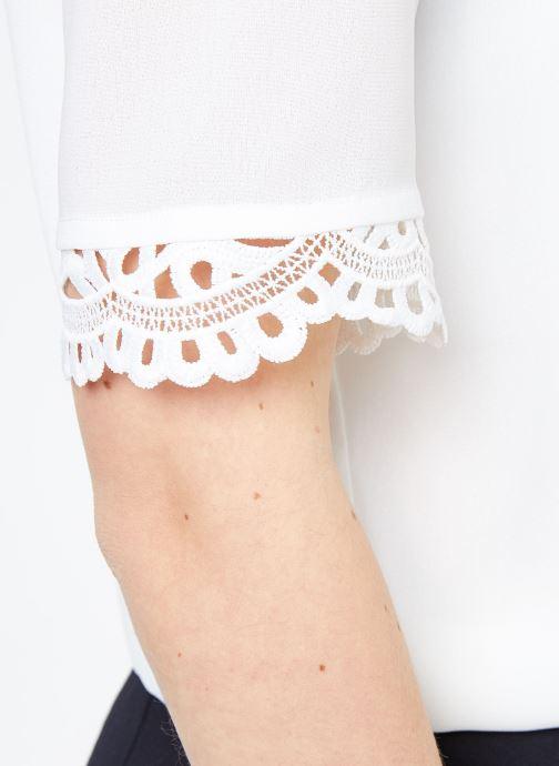 Vêtements Suncoo BLOUSE LOIS Blanc vue face