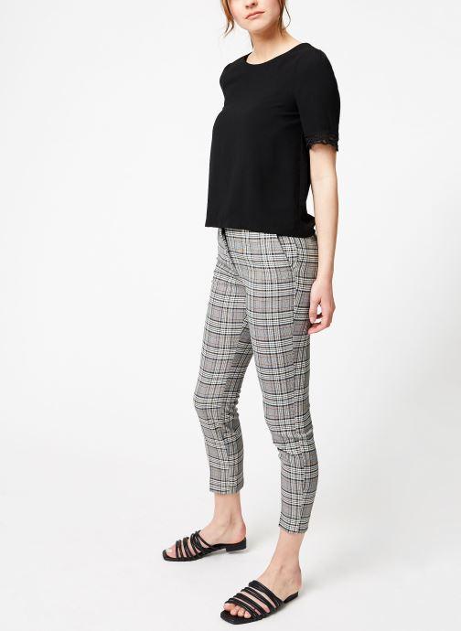 Vêtements Suncoo BLOUSE LOIS Noir vue bas / vue portée sac