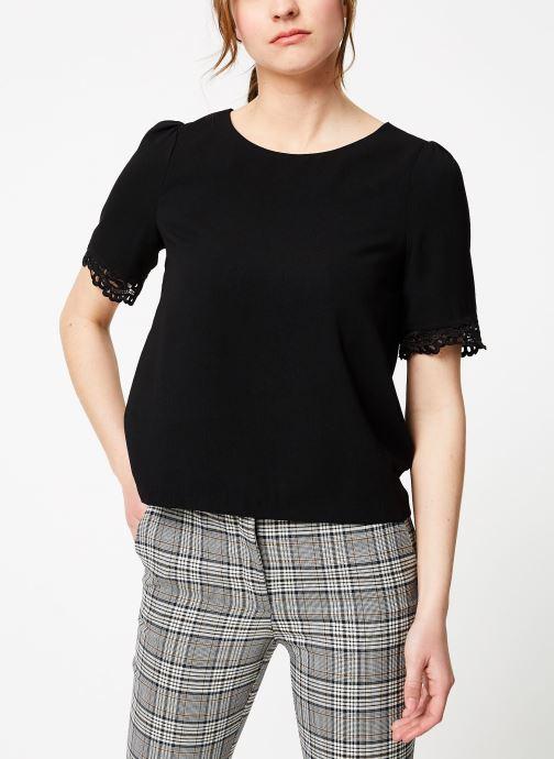Vêtements Suncoo BLOUSE LOIS Noir vue droite