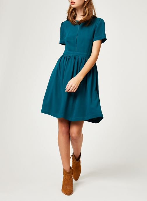 Vêtements Suncoo ROBE CHARLIE Vert vue bas / vue portée sac