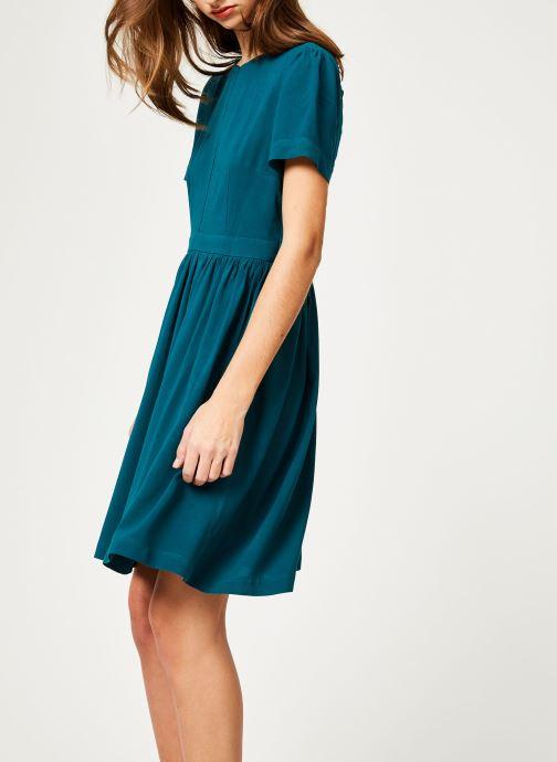 Vêtements Suncoo ROBE CHARLIE Vert vue droite