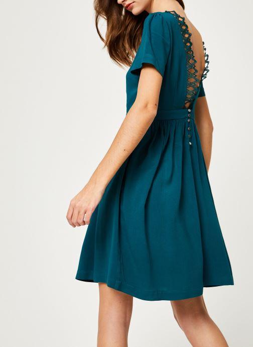 Vêtements Suncoo ROBE CHARLIE Vert vue détail/paire