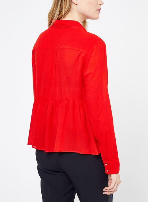 Tops 13 Lila Suncoo Et rouge Chemise VêtementsChemises tQhdsrC