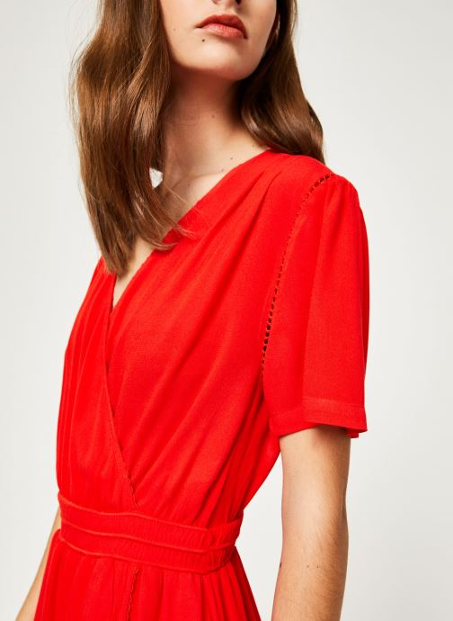 Vêtements Suncoo ROBE CATALINA Rouge vue face